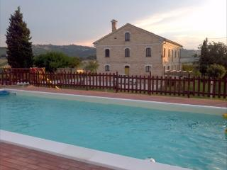 Nice Bed and Breakfast with Internet Access and A/C - Montecarotto vacation rentals