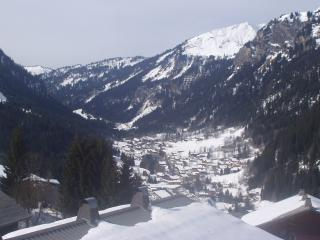 Romantic Apartment with Iron and Stereo in Chatel - Chatel vacation rentals