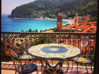 alloggio in villa, terrazzo - Noli vacation rentals