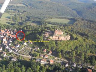 Au Pied du Château L. Girolles - Bas-Rhin vacation rentals