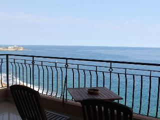 Modern 3 Bedroom A/C Seafront Apt FREE Wifi L3 - Sliema vacation rentals