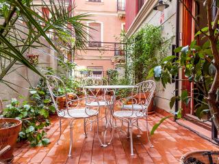 App terrasse WiFi clim garage - Valencia vacation rentals