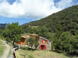 le fenil dEvol  , grange restaurée ,montagne - Olette vacation rentals