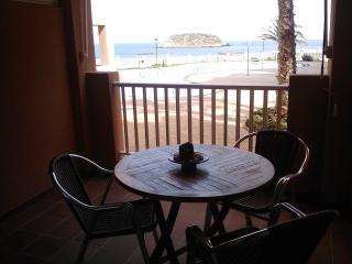 front line sea view apartment - Es Canar vacation rentals
