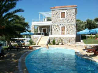 Comfortable 2 bedroom Plomari Villa with Internet Access - Plomari vacation rentals