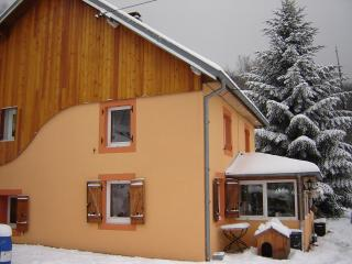 Nice Gite with Internet Access and Central Heating - Territoire de Belfort vacation rentals