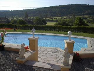 Villa Emmanuelle - private pool, gas BBQ, wifi - Banon vacation rentals