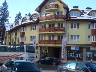 Cozy 2 bedroom Borovets Apartment with Satellite Or Cable TV - Borovets vacation rentals