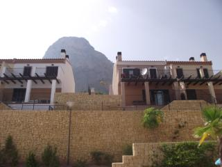 House with spectacular views - El Albir vacation rentals