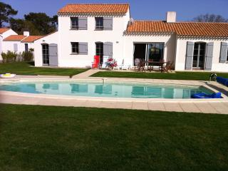 Golfing Villa - Vendee - France - Saint Gilles Croix de Vie vacation rentals