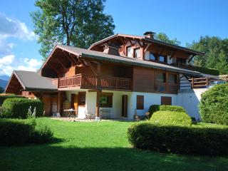 Gorgeous Apartment with Satellite Or Cable TV and Television in Megève - Megève vacation rentals