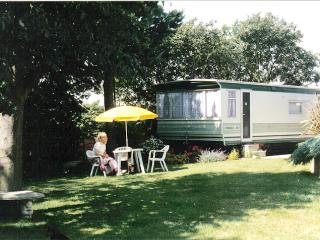 Lovely Caravan/mobile home with Internet Access and Television - Burniston vacation rentals