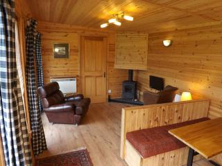 1 bedroom Lodge with Internet Access in Blairgowrie - Blairgowrie vacation rentals