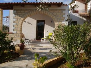 Casa Santo - olive tree garden - Balestrate vacation rentals