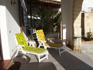 Casa Santo - olive tree garden - Balestrate vacation rentals