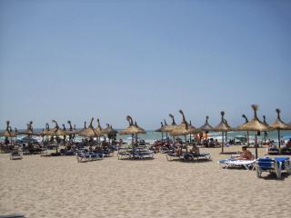 Beach Apartment Creu in El Arenal x 6 people - Playa de Palma vacation rentals