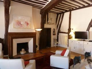 Cozy 1 bedroom Rennes Gite with Internet Access - Rennes vacation rentals