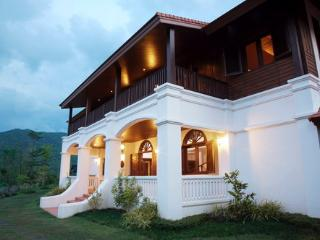 Lanna Hill House. Beautiful colonial style villa in stunning rural location. - Chiang Mai vacation rentals