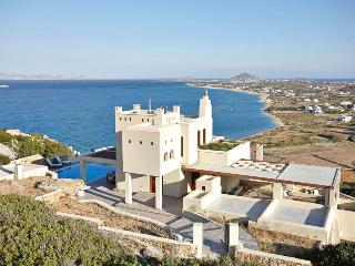 Villa Tower on the beach Villa Paradise Plaka-Naxos - Naxos City vacation rentals