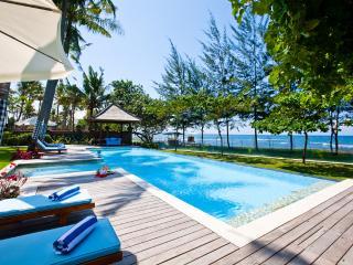 Beachfront Huge Gardens 6 Bedroom Villa, Gianyar - Gianyar vacation rentals