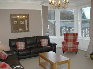 Bright Apartment in Oban with Television, sleeps 4 - Oban vacation rentals