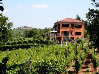 Villa I Due Padroni B&B with pool near Milan - Montecalvo Versiggia vacation rentals