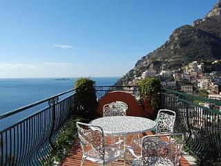 7 bedroom House with Deck in Positano - Positano vacation rentals