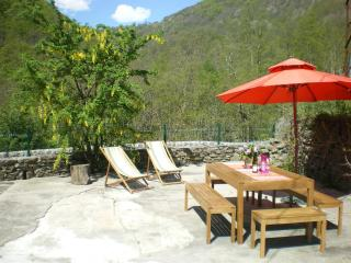 Nice Farmhouse Barn with Internet Access and Balcony - Prats de Mollo la Preste vacation rentals