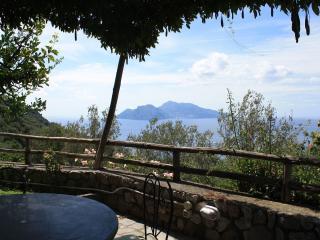 VILLA TATO - Massa Lubrense vacation rentals