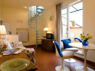 1 bedroom apartment with roof terrace in Florence - Florence vacation rentals