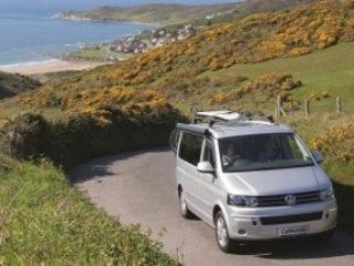 VW California Campervan: Gracie ' Van with a View' - Taunton vacation rentals