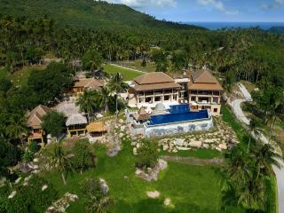 Samui Ridgeway Seaview  Villa and Spa in Koh Samui - Maret vacation rentals