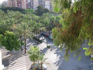 Charming two bedroom south balcony. On St parking - Valencia vacation rentals
