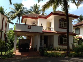 "GOA, ""SEA BREEZE"" 4 B/R  SEA FRONT BEACH  VILLA - Betalbatim vacation rentals"