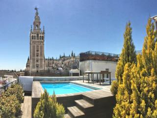 Amazing 1BR Apart.Swimmingpool - Seville vacation rentals