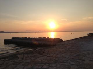 plage maison 8 Pers Mali Raj à Diklo-Zadar-Croatie - Diklo vacation rentals