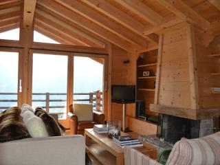 3 bedroom Apartment with Internet Access in Verbier - Verbier vacation rentals