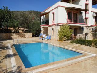 Perfect 2 bedroom Condo in Kalkan with A/C - Kalkan vacation rentals