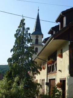Cozy 2 bedroom Alsace Gite with Short Breaks Allowed - Alsace vacation rentals