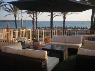 Waterfront apart. FAMILIES,CYCLING WELCOME! - Playa de Palma vacation rentals