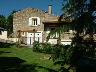 Lovely 2 bedroom Gite in Ardeche with Internet Access - Ardeche vacation rentals