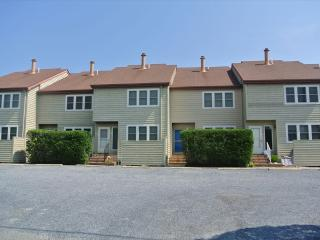 Only 1 block to the beach! 3 bedroom + loft townhouse with parking - Bethany Beach vacation rentals