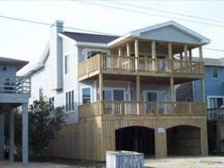 New 5 bedroom beachhouse with screen porch and covered deck - Image 1 - Bethany Beach - rentals