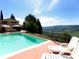 Spacious 4 bedroom Riparbella Villa with Internet Access - Riparbella vacation rentals