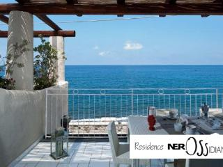 Design sea view Apartment in Lipari - Nerossidiana 15 - Acquacalda vacation rentals