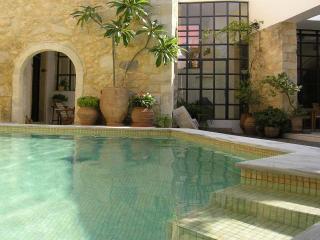 Castle 540m2 (5812sqft) Heated pool (Owner advert) - Maroulas vacation rentals