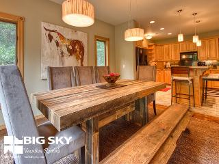 Big Sky Private Home | 4 Bear`s Den - Big Sky vacation rentals