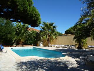 Villa La Rescapade Mazet 4/6 pers. 150m Plage - Saint-Maxime vacation rentals