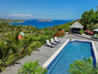 Villa La Plantation offers unparalleled ocean views, gazebo and housekeeping - Petites Salines vacation rentals