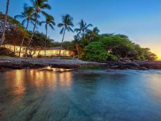 Puako Beach House - private ocean access - delight in sounds & smells of swaying coconut trees - Puako vacation rentals
